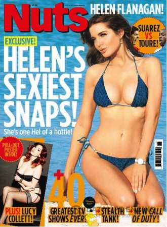 Nuts UK - 11 April 2014