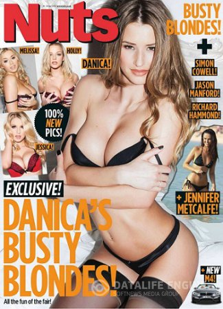 Nuts UK - 18 April 2014