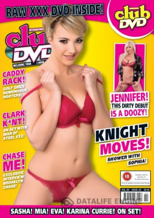 Club DVD International UK - Volume 09 Issue 02, 2014
