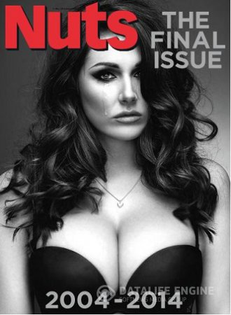 Nuts UK - 2 May 2014 The Final Issue