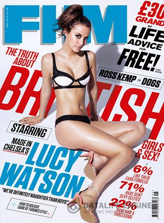 FHM UK - May 2014