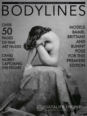 Bodylines Magazine - Issue 1, 2014