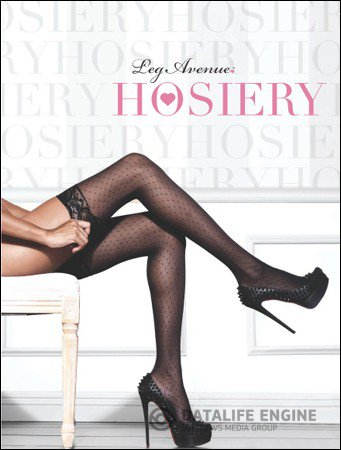 Leg Avenue - Hosiery Collection Catalog 2014