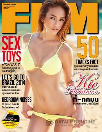 FHM Thailand - May 2014
