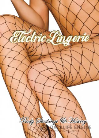 Electric Lingerie - Body Stockings and Hosiery Collection 2014