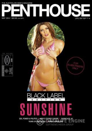 Australian Penthouse Black Label - May 2014