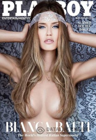 Playboy USA - July-August 2014