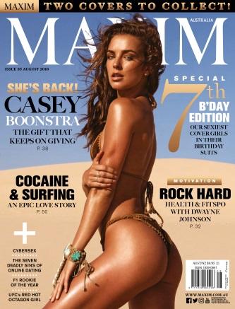 Maxim Australia - August 2018