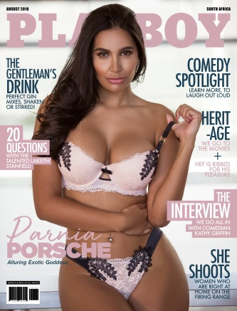 Playboy South Africa - August 2018