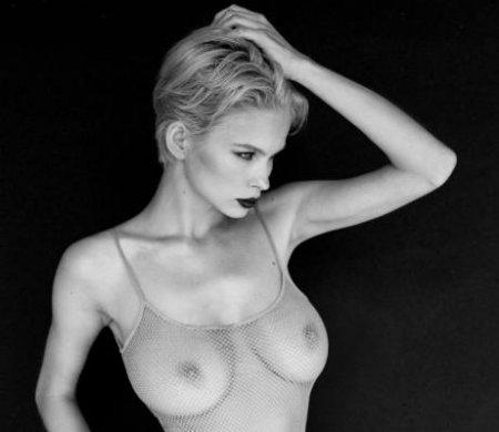 Julia Logacheva - Victoria Won Photoshoot