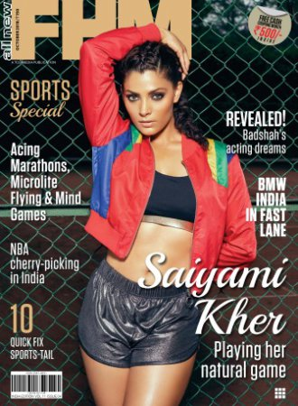FHM India - October 2018