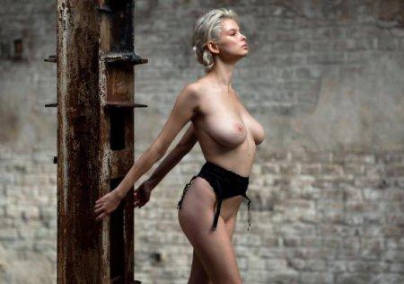 Julia Logacheva - Alexander Isaev Photoshoot 2018