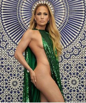 Jennifer Lopez - Anthony Maule Photoshoot 2018