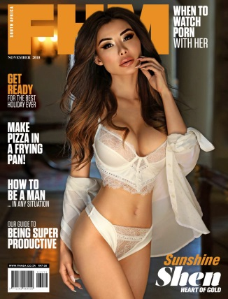 FHM South Africa - November 2018