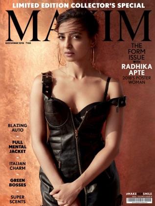 Maxim India - November 2018