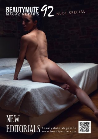 BeautyMute Magazine - Issue 92 2018 (Nude special )