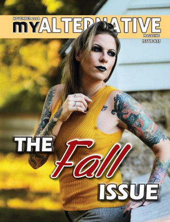 MyAlternative - Issue 33 November 2018