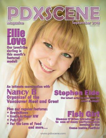 PDXScene Magazine - September 2018
