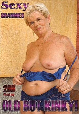 Sexy Grannies Adult Photo Magazine - October 2018