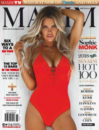 Maxim Australia - November 2018