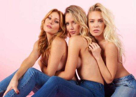 Tiffany, Gia & Kristy - Lindsey Byrnes Photoshoot