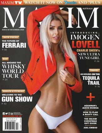 Maxim Australia - December 2018