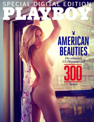 Playboy Germany Special Digital Edition - American Beauties - 2018