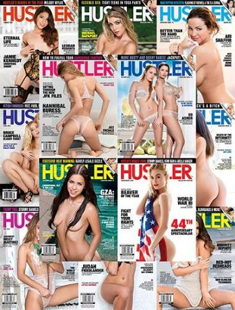 Hustler USA - Full Year 2018