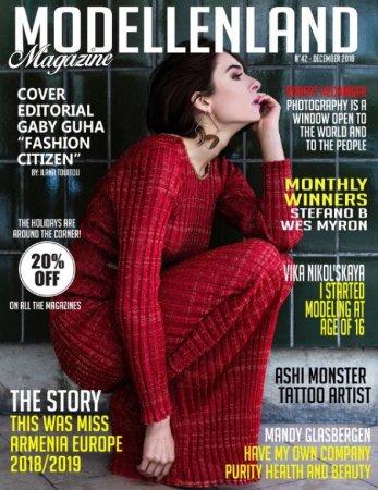 Modellenland Magazine - December 2018