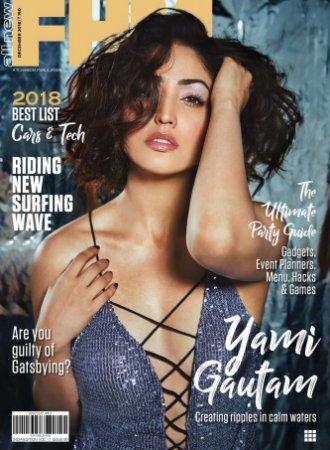 FHM India - December 2018