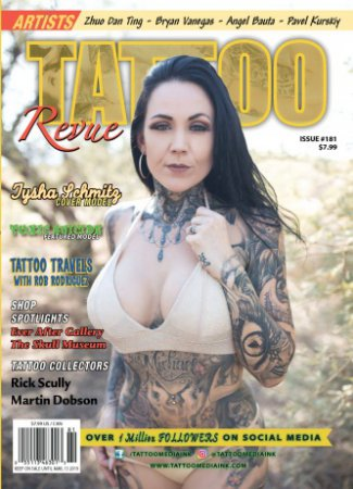 Tattoo Revue - Issue 181 2019