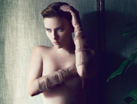Scarlett Johansson - Solve Sundsbo Photoshoot