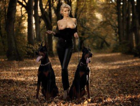 Julia Logacheva - Alexander Meln Photoshoot