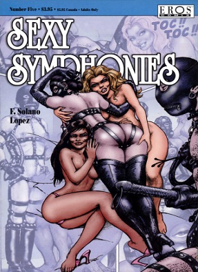 Sexy Symphonies - Issue 005