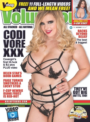 Voluptuous - Volume 26 Number 1 2019