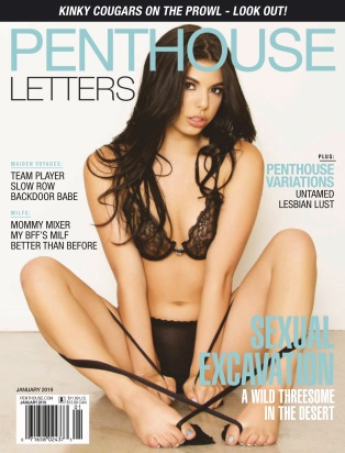 Penthouse Letters - January 2019