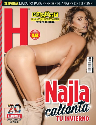 H para Hombres - January 2019