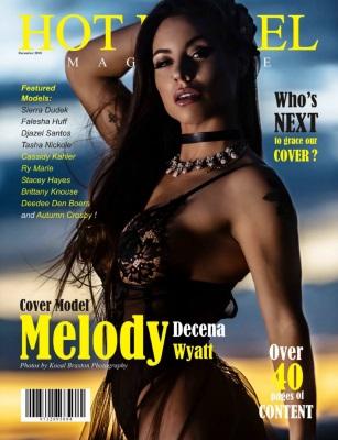 Hot Model Magazine - December 2018