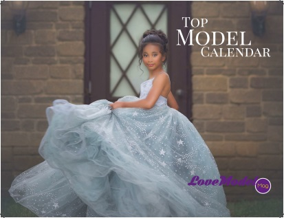 Top Model - Calendar 2019