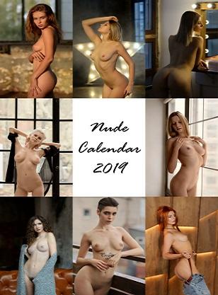 Nude Calendar - 2019