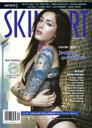 Skin Art - Issue 171 2019
