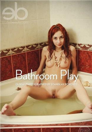 EroticBeauty - Olivia I - Bathroom Play