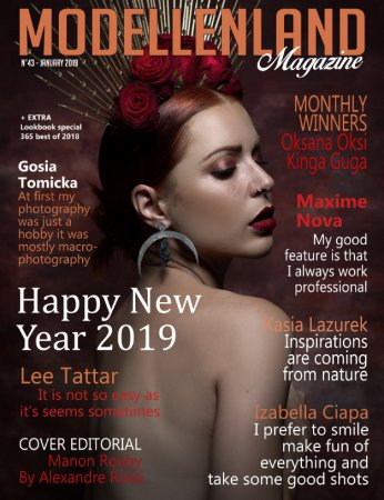 Modellenland Magazine - January 2019