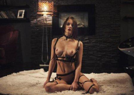 Violetta Grehova - Maxim Chuprin Photoshoot