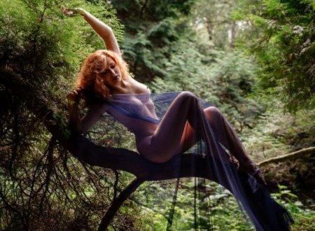 Lana Noks - Lisa Shaburova Photoshoot 2018