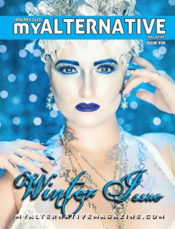 MyAlternative - Issue 36 January 2019