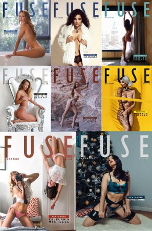 Fuse Magazine - Full Year 2018 Collection