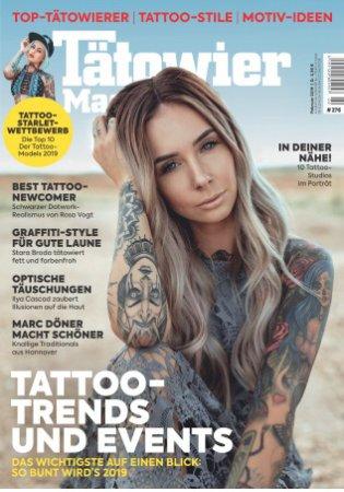 Tatowier Magazin - Februar 2019