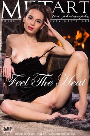 Met-Art - Debora A - Feel The Heat - 2019