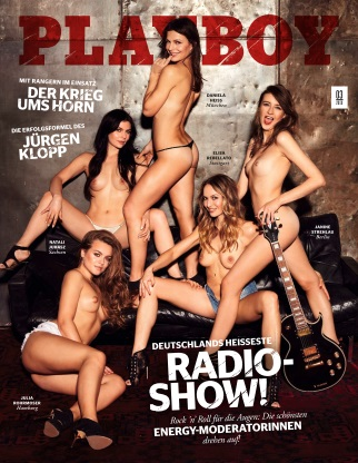 Playboy Germany - March 2019